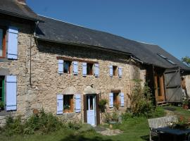 Fermette d'Herbes, Mérinchal (рядом с городом Sermur)