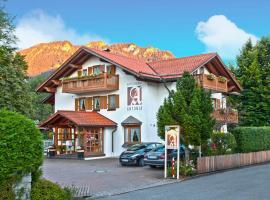 Hotel Antonia, Oberammergau