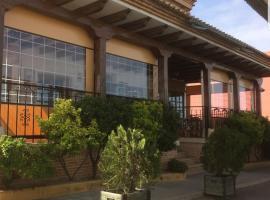 Hostal-Restaurante Venta Tomas