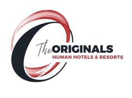 Hotel The Originals Béziers Est (ex P'tit-Dej Hotel)