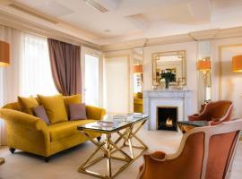 Hotel De Suede Saint Germain