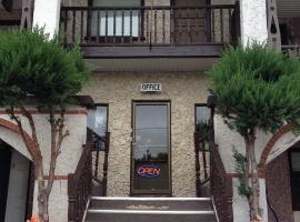 Cedar Springs Motel, Acton (Erin yakınında)