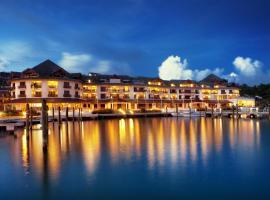 The Bannister Hotel & Yacht Club, Santa Bárbara de Samaná