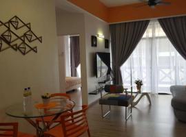 Costa Mahkota (Modern Homestay) @ Mahkota Melaka