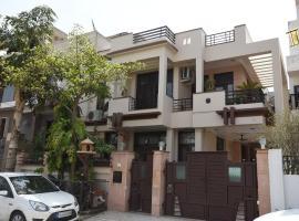 Jhalana Villa-A Luxury Stay
