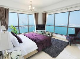 Luxury Casa - Marvel Sea View Apartment JBR Beach