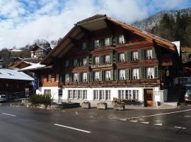 Hotel Simmental, Boltigen