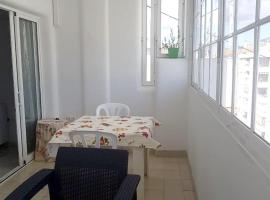 apartment with 2 bedrooms in fuengirola, with wonderful city view, pool acces...