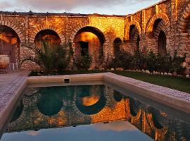 Villa Salvatore, Ghazoua