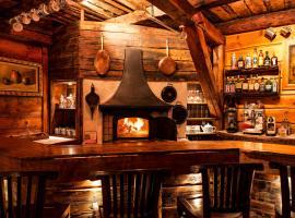 Chez Bear Chambres d'Hotes, Пюи-Сен-Пьер (рядом с городом Villar-Saint-Pancrace)