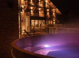 Hôtel Interlaken Lounge Bar & Spa