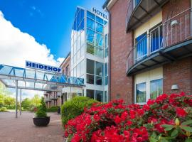 Hotel Heidehof garni, Büdelsdorf