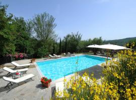 Anghiari Villa Sleeps 15 Pool Air Con WiFi