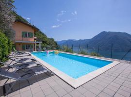 Argegno Apartment Sleeps 6 Pool Air Con