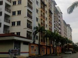 Suria A Apartment Bukit Merah