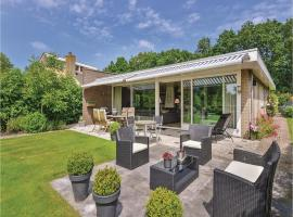 Three-Bedroom Holiday Home in Arnemuiden