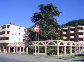 Hotel Le Cedre, Bex (Monthey yakınında)