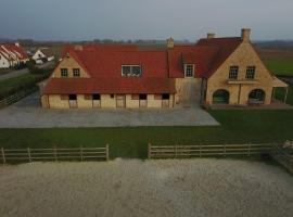 House Zoute Stables 100m²