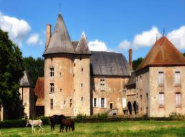 Château du Max, Le Theil (рядом с городом Pied-de-Saint-Marc)