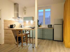 Charmant T2 de 47 m2 en centre-ville