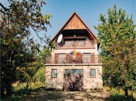 Holiday home Latorvölgy-Nagymaros