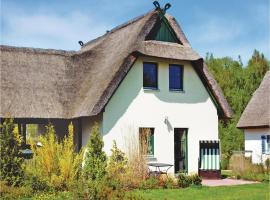 Holiday home Wendisch-Rietz Rohrweihe, Luisenaue III