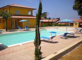 Scarlino Villa Sleeps 4 Air Con T402318