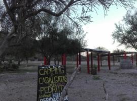 Camping Don Pedrito