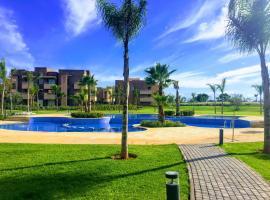 Marrakech golf City prestigia