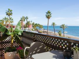 Apartamento en primera línea de playa en Benalmádena