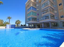 Ifac Apartment Sleeps 5 Pool WiFi