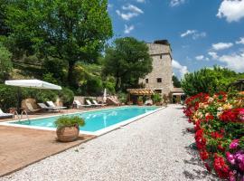 Torricella Villa Sleeps 21 Pool WiFi