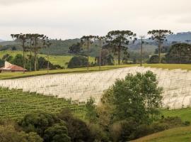 Pousada Fazenda Bom Retiro Vinicola Thera