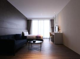 Hotel Hesper HSR Taichung