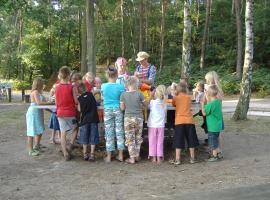 Safaritent at Recreatiepark de Wrange
