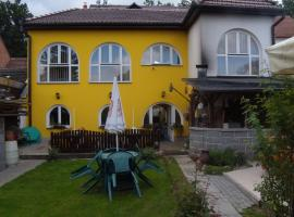 Penzion U Urbanů, Němčice (Vémyslice yakınında)