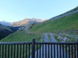 Hütte Alm-Leben