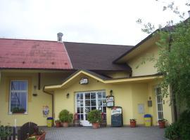 Restaurace Bowling Rakovec, Řepiště (Žabeň yakınında)