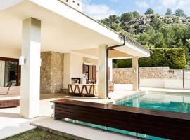 Canyamel Villa Sleeps 8 Pool Air Con WiFi