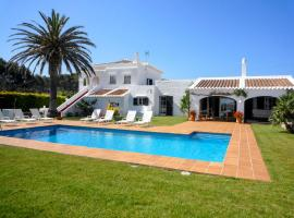 Cala Tirant Villa Sleeps 10 Pool Air Con WiFi