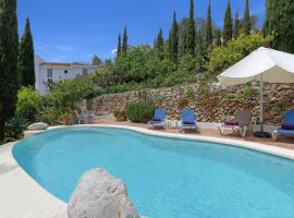 Frigiliana Villa Sleeps 8 Pool Air Con WiFi