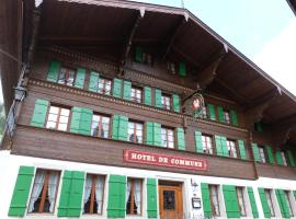Hotel de Commune