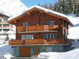 Leukerbad Villa Sleeps 8 WiFi