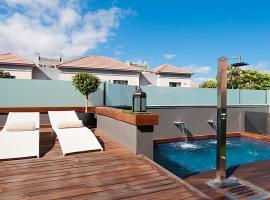 Maspalomas Villa Sleeps 6 Pool Air Con WiFi