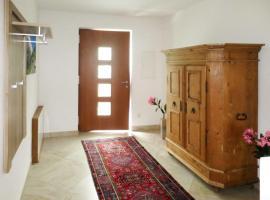 Mayrhofen Apartment Sleeps 19 WiFi