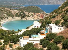 Forti Villa Sleeps 6 Pool Air Con WiFi