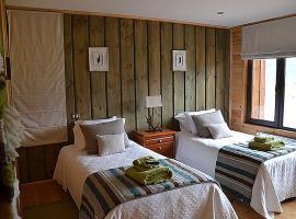Chimalfe Patagonia Lodge