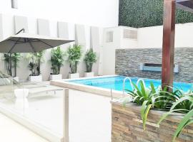 Espacio Luxury Apartments Calle Pedro Martinto