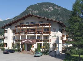 Hotel Hubertus, Lofer (Scheffsnoth yakınında)
