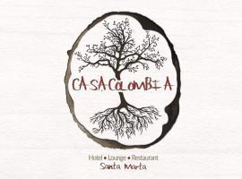 Hotel Casa Colombia